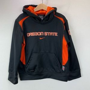 Nike Therma-Fit Oregon State Beavers Kids Hoodie